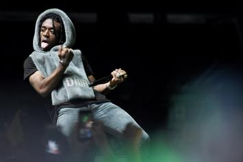 Lil Uzi Vert Dances Along To New Song Snippet