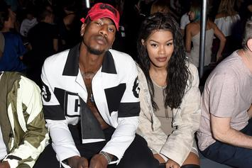 Iman Shumpert Has Songs Featuring Teyana Taylor, Won't Release Them Yet
