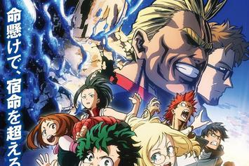 """""""My Hero Academia: Two Heroes"""" Movie Trailer Debuts & Introduces New Characters"""