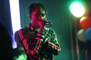 Rich The Kid Is Back To Regular Errands After Home Invasion