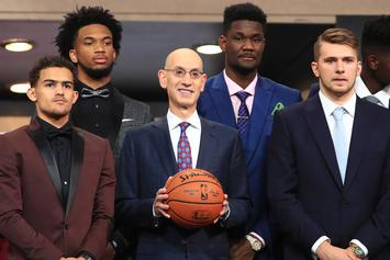 Here Are The 2018 NBA Draft Results