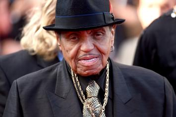 Joe Jackson Reportedly Hospitalized With Terminal Cancer