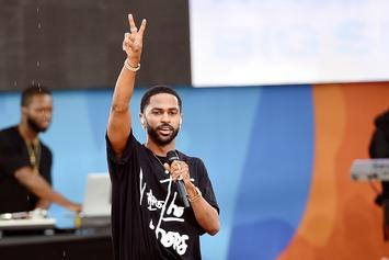 """Big Sean Is """"100% Focused"""" On Getting His Album Right, Inspired By Kanye"""