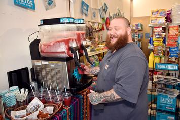 Action Bronson Reminisces On The Time He Met Anthony Bourdain