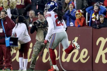 Dead Body Found At Home Of Giants' Janoris Jenkins: Report