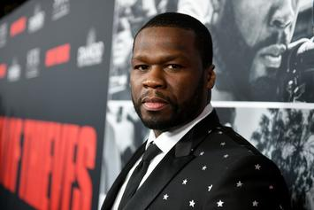 50 Cent Flaunts Millions In Cash On IG