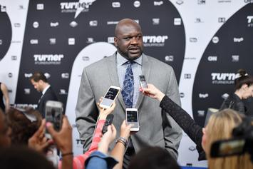 """Shaq On His Hollywood Plans: """"I Want To be The Next Rock"""""""