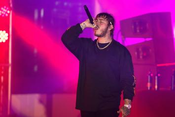 Post Malone Brings Quavo, Swae Lee, YG, Miguel & Tyga Out At L.A. Tour Stop