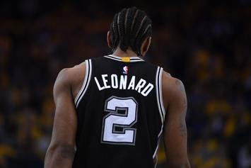 "Spurs ""Ready"" To Trade Kawhi, In Talks With Lakers & Celtics"