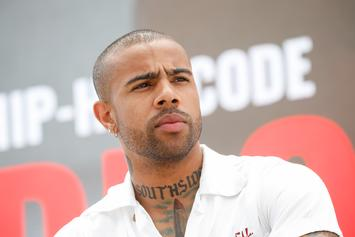 Watch Vic Mensa Tear Up His Own Beat In L.A. Leakers Freestyle