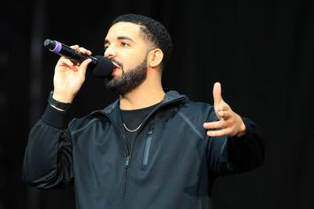 """Drake Confirms He's A Father On """"Scorpion"""""""