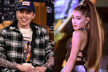 Pete Davidson May Be The Inspiration Behind Ariana Grande's Cloud Perfume