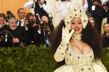 Cardi B Thanks Her Fans Following Numerous Platinum Certifications