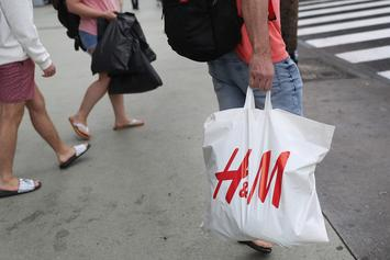H&M Has $4 Billion Worth Of Stock They Need To Move ASAP