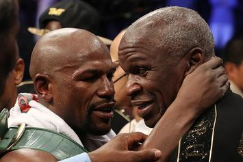 Floyd Mayweather Sr. Confirmed As Father Of 1-Year-Old Baby Girl By Paternity Test