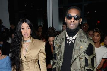 Offset Let Police Facetime Cardi B To Get Out Of A Ticket