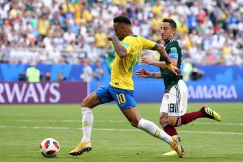 "Neymar Brags After Brazil Beats Mexico In World Cup: ""They Talked Too Much"""