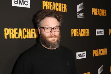 Seth Rogen Calls Out Twitter CEO For Verifying White Supremacists