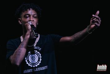 21 Savage Jokes About Joining Lakers In Full Purple And Gold Gear