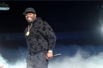 """50 Cent Disses Diddy & Revolt: """"What's That Sh*t You Got Called Again Puffy?"""""""