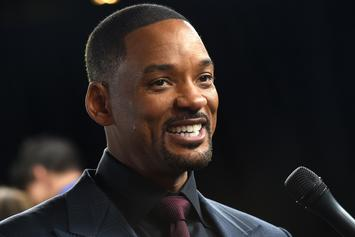 Will Smith Left Speechless At 65-Foot Mural Dedicated To Him In West Philadelphia