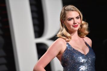 "Kate Upton Goes Topless In Sports Illustrated ""Behind The Scenes"""