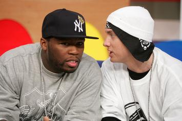 """50 Cent Teases Eminem's Lost """"Relapse 2"""": """"We Collaborated On A Lot Of Joints"""""""