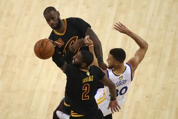 """Kyrie Irving Told Cavs """"We Don't Need Him"""" Before LeBron's 2014 Return: Report"""