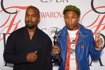 "Pharrell Subtly Responds To Kanye West's Slavery Comments: ""Far From A Choice"""