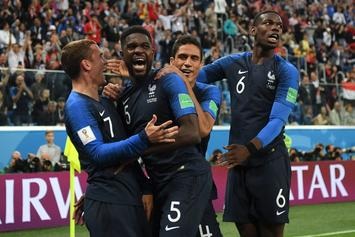World Cup: France Hands Belgium First Loss, Advances To Finals