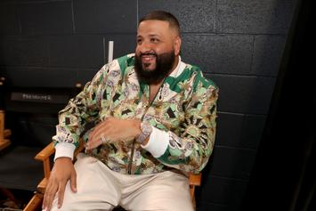 DJ Khaled Says He's Launching His Own Line Of Soap