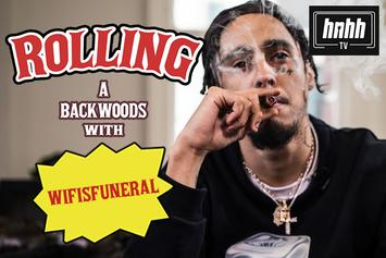 """Wifisfuneral Says He Won't Get Out Of Bed Without Sparking Up On """"How To Roll"""""""