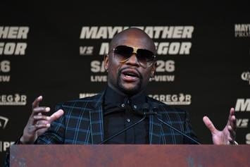 Floyd Mayweather Loses Battle To Have Ex's Defamation Suit Thrown Out: Report