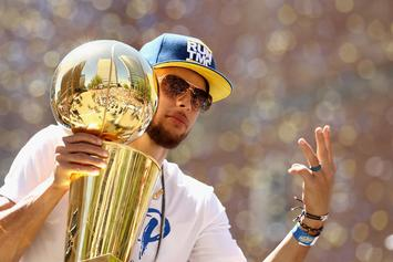 "Steph Curry's Unanimous Media Producing ""Church Hoppers"" Comedy"
