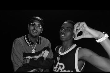 """King Combs & Chris Brown Turn The Party Up In The """"Love You Better"""" Music Video"""