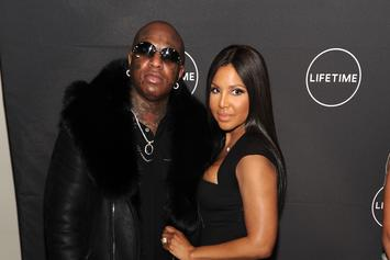 Toni Braxton Shares Throwback Photo Of Birdman Engagement