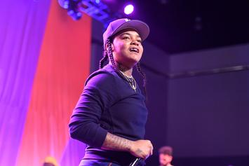 Young M.A Shuts Down Rumors She Had A Sex Toy In Her Pants