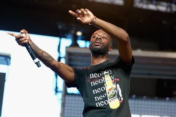 Goldlink Hospitalized With Burns All Over The Body, Seattle Show Cancelled