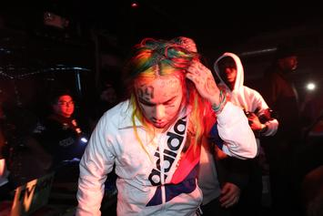 Tekashi 6ix9ine Hospitalized After Being Kidnapped And Pistol-Whipped: Report