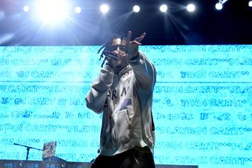 Playboi Carti's Wild Show At Woohah Festival: Video