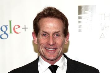 Watch Skip Bayless Rack Up $1000 Tab While Sneaker Shopping At Flight Club