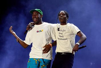 "A$AP Rocky & Tyler The Creator Tease Joint Project ""WANG$AP"""