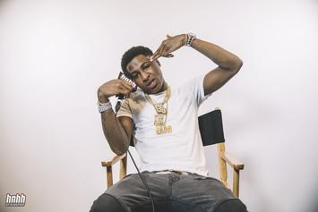 YoungBoy Never Broke Again & Angela Yee Converse In Baton Rouge