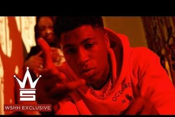 """YoungBoy Never Broke Again Rides Down The """"Highway"""" With Terintino"""