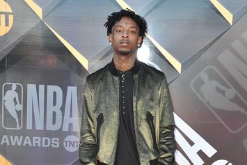 21 Savage Announces 3rd Annual Issa Back To School Drive