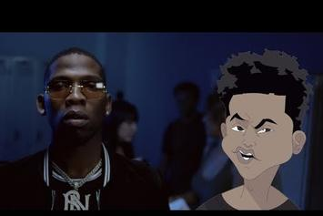 "Tay-K & BlocBoy JB Release ""Hard"" Video Via No Jumper"
