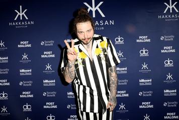 Post Malone Is Fitting In Nicely With His New Friends In Japan