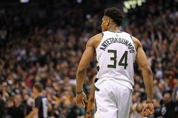 Giannis Antetokounmpo NBA 2K19 Player Rating Announced