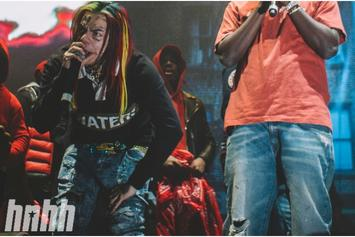 """6ix9ine Teases Another Hit Amid Passionate Cries Of """"TREYWAY!"""""""