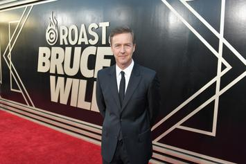 Edward Norton Disses Marvel Studios During Bruce Willis Roast